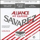 Accessoire Savarez Alliance HT 540R Tension normale rouge