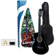 Tenson  Guitare classique 4/4 Player Pack black black