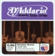 D'Addario Phosphor Bronze Phosphor Bronze EJ26 Custom Light 11-52 - jeu de cordes