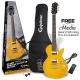 Epiphone Les paul Slash AFD Les Paul Special-II Guitar Outfit Appetite Amber