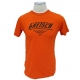 Gretsch  Steer Horns T-Shirt XL orange